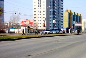 пр. Голикова - ул.Мальцева (КЦ Современник)_рекламные щиты, ...