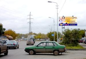 ул. Б. Петрова – ул. Дзержинского_рекламные щиты, биллборды ...