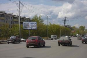ул. Бурова - Петрова (въезд на виадук)_биллборды (рекламные ...