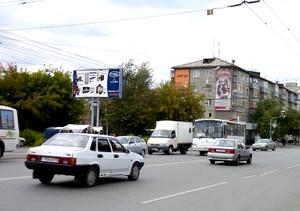 ул. Пролетарская - ул. Советская_биллборды (рекламные щиты 6...