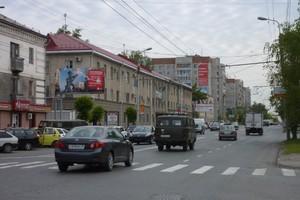 ул. К. Мяготина, 119_рекламныее щиты, биллборды 6х3