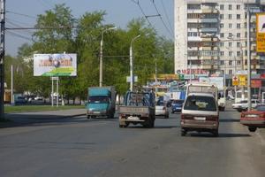 "ул. К. Мяготина, 48 - ул. 1 мая, напротив магазина ""Ахиллес""..."