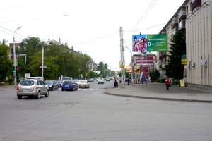 ул. К. Мяготина, 58 (у ЗАГСа) - ул. Зорге_биллборды (рекламн...