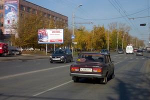 пр. Машиностроителей, около СК Зауралец_биллборды (рекламные...