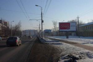 ул. Куйбышева, направление к КСМ_биллборды (рекламные щиты 6...