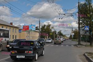 ул. Гагарина, 15 (Восточный), дорога на аэропорт_биллборды (...