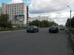 ул. Дзержинского, 33_рекламныее щиты, биллборды 6х3