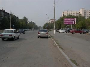 ул. Дзержинского, 37 (у Областного Суда)_рекламныее щиты, би...