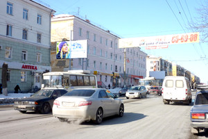 ул. Пролетарская, 59_биллборды (рекламные щиты 6х3)