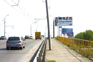 ул. К. Мяготина, мост в Энергетики 2_рекламные щиты, биллбор...