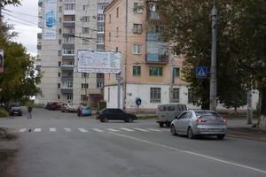 ул. Куйбышева - ул. Красина, 2_рекламные щиты, биллборды 6х3