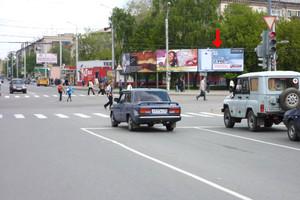 ул. К. Мяготина, 87 - ул. Зорге_рекламныее щиты, биллборды 6...
