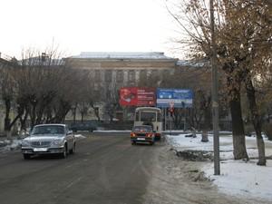 Шадринск - ул. Володарского (въезд из Челябинска)