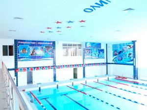 "Баннеры бассейн ""Олимп"" Большая ванна"