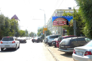 ул. Куйбышева, 35, напротив ЗДС_рекламныее щиты, биллборды 6...