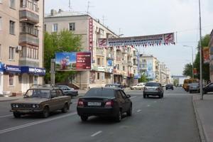 ул. Ленина, 42 - ул. К. Мяготина_рекламные щиты, биллборды 6...
