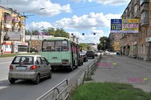 ул. Пролетарская, 65_рекламные щиты, биллборды 6х3