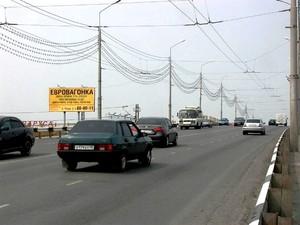 ул. Пролетарская, 71 (виадук)_рекламныее щиты, биллборды 6х3